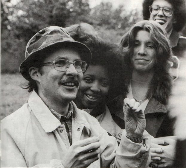 Photo of Dr. Ray Winstead - 1979