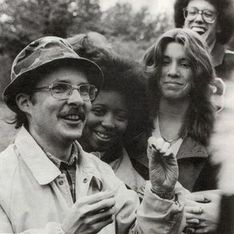 Ray L. Winstead Fall 1979 with students
